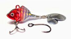 Ruthless Fishing Perch Spinner 14g