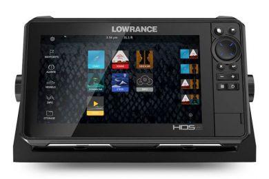Lowrance HDS LIVE 9 3in1 -anturilla