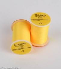 Glo-Brite Neon Floss Chrome Yellow 9