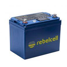 Rebelcell Li-Ion Akku 12V 100A