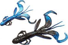 Lunker City OZMO 5'' 12,7cm #150 Black Blue Sapphire
