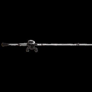 "Abu Garcia CBO Revo X 7'0"" MH 10-30g Silver (Hyrräsetti)"