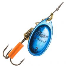 Mepps Aglia Platium #2 4,5g Blue