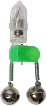 Wiggler Vapakello Metallinen LED Valolla 1kpl