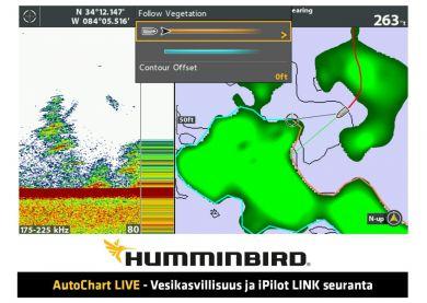HUMMINBIRD HELIX 12 MEGA SI+ G3N