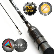 Sportex Black Arrow G3 195cm 3-19g Avokelavapa