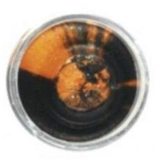 Berkley PowerBait Syöttitahna Black/Orange Glitter