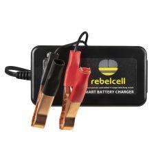Rebellcell Laturi Li-Ion Akulle 12.6V 4A max.18a Akulle