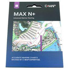 C-Map Karttakortti MAX N+ EN-Y325-MS 1kpl