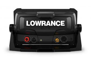 Lowrance Elite FS 9'' Ei Anturia