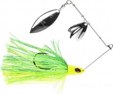 Daiwa Prorex Spinner Bait 21g Green Chartreuse