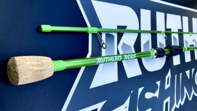 Ruthless Rods Perch 6'10'' 208cm 5-20g Avokelavapa