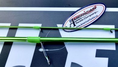 Ruthless Rods Micro 6'8'' 203cm 3-11g Avokelavapa