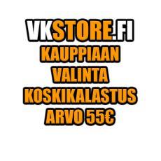 Kauppiaan Valinta Koskikalastus 55€