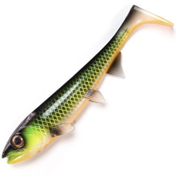 Hostagevalley Shad 26cm 162g Lime UV