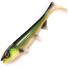 Hostagevalley Shad 14cm 25g Lime UV