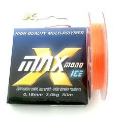 Climax Ice Pilkkisiima Oranssi 0,16mm 2,5kg