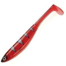 Daiwa Side Kick Shad 23cm Magic Red