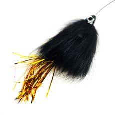 Spintube Pike Fast Sink 45g Musta Kulta