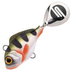 Spro Asp Spinner UV XL 50g Natural Perch
