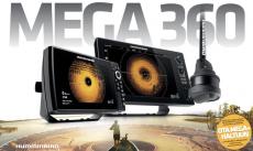 Humminbird Mega+ Luotain & Mega360 Anturi