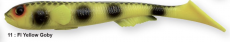 SG 3D Goby Shad 23cm 96g 11-Fl Yellow Goby