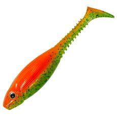 grubby shad 2,4'' orange chart