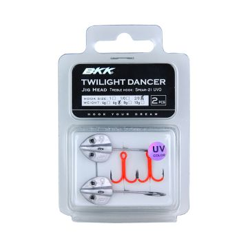 BKK Twilight Dancer Jigipää 8g #1