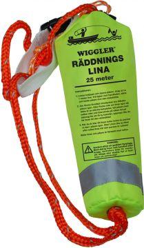 Wiggler Rescue Rope 25m Heittoliina