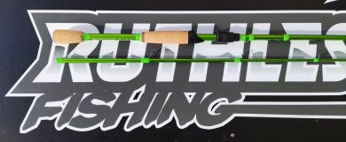 Ruthless Rods Pike Spin 228cm 20-80g Avokelavapa