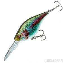 Daiwa Prorex Crank Bait DR 8cm 24g Live Rainbow Trout