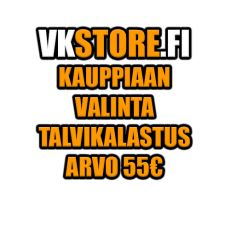 Kauppiaan Valinta Talvikalastus 55€